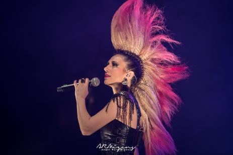 cantante music has no limits MELISA FERNANDEZ